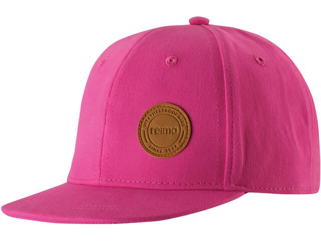 Reima Touko Cap Mädchen candy pink